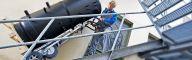 Lasten bis 360 kg über Treppen transportieren mit dem LIFTKAR HD
