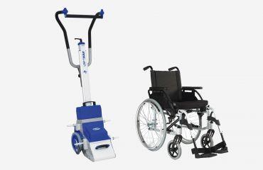 LIFTKAR PT Rollstuhl WTB (inkl. Adapter)