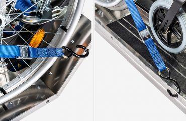 LIFTKAR PTR Gurt-System für Auffahrrampen