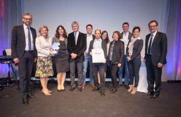 SANO als Preisträger der Auszeichnung