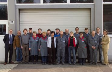 SANO Team als Hersteller von LIFTKAR Treppensteiger