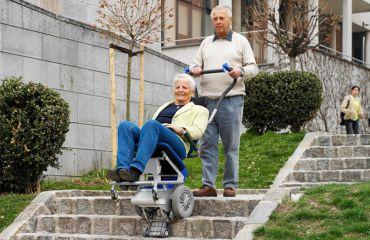 LIFTKAR PT Treppensteiger für im Haus und unterwegs