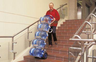 LIFTKAR  Treppensteiger für ergonomischen Transport über Treppen