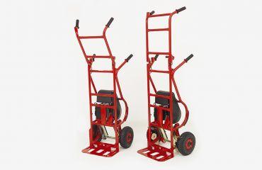 LIFTKAR  MTK Treppensteiger für ergonomischen Transport über Treppen
