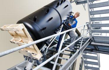 LIFTKAR HD Treppensteiger mit Kapazität bis 360 kg