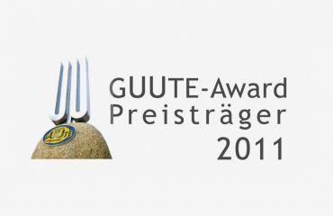 SANO ist Preisträger von GUUTE Auszeichnung in der Region