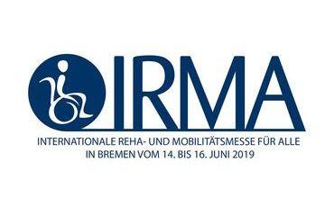 IRMA 2019 in Bremen - LIFTKAR Treppensteiger und Treppenraupen von SANO