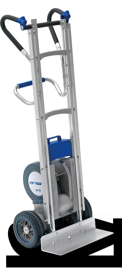 Elektrischer Treppensteiger LIFTKAR HD Universal