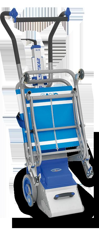 Elektrischer Treppensteiger LIFTKAR PT Fold