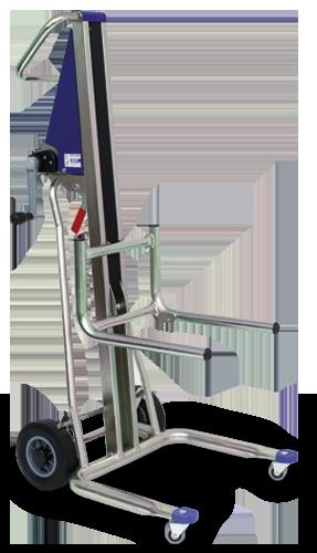 Handhubkarre UNIKAR für Lasten bis 120 kg
