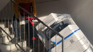 LIFTKAR MTK Treppensteiger für Transport von Kopierer